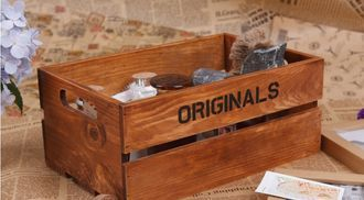 Декоративный ящик для вещей