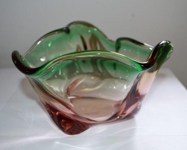 Zemek Green Pink Bowl