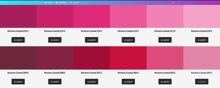 Imprescindible para diseñadores: Catálogo Pantone online gratuito  #diseno