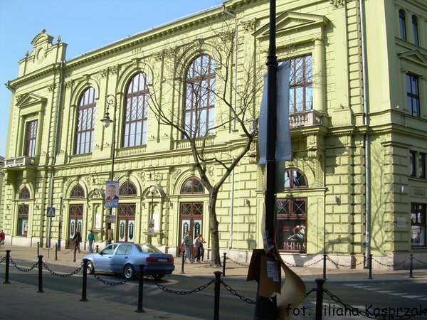 Julius Osterwa Theatre