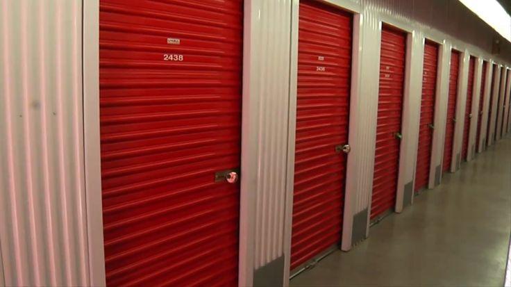 U-Haul self storage.