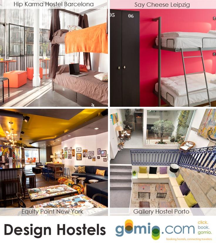 17 best images about top design hostels worldwide on for Hostel design
