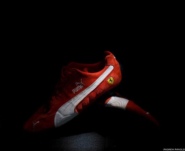 Puma Ferrari Racing Shoes