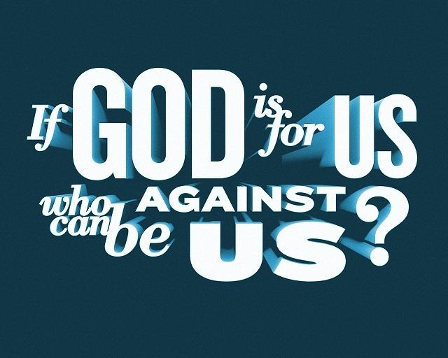 Romans 8: 31 – 39