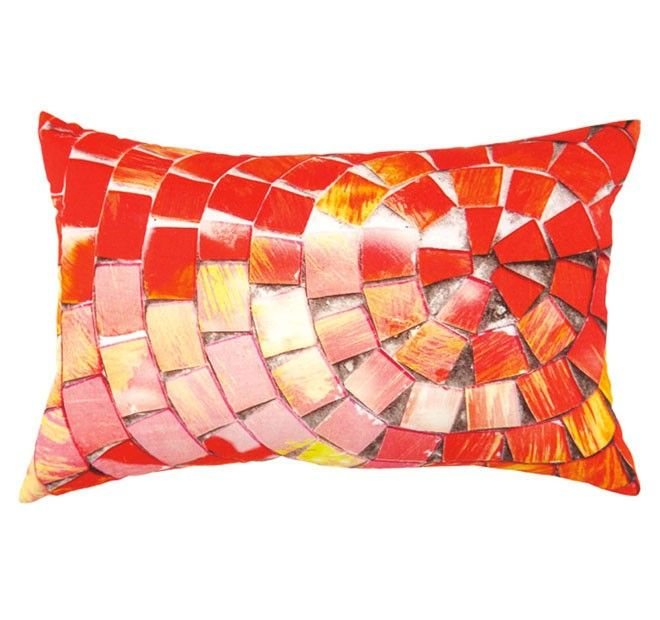Seville 35x55cm Filled Cushion Multi   Manchester Warehouse
