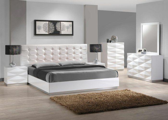 die besten 25+ hellgraue wände ideen auf pinterest | graue wände ... - Modernes Schlafzimmer Grau