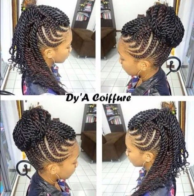 affordable styles hair salon hair amp on cornrows twists and 1136