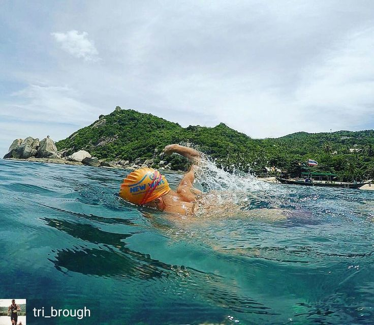 from Alex Brough @tri_brough . . . . Koh Tao isn't just for diving - it's also my favorite swim locale on our trip so far.  . . #thebroughscruise . . #thailand #kohtao #gopro #triswimpics #ocean #sunshine #swimbikerun #swim #triathlon_in_the_world #swimmer #openwaterswimming #triathlete #triathlon #newwaveswimbuoy #triathlontraining #fitness . . #bonnieandclyde #travel #traveltheworld #globetrotter #adventuretime #backpacking #lifeisgood #traveljournal #bucketlist #aroundtheworld…