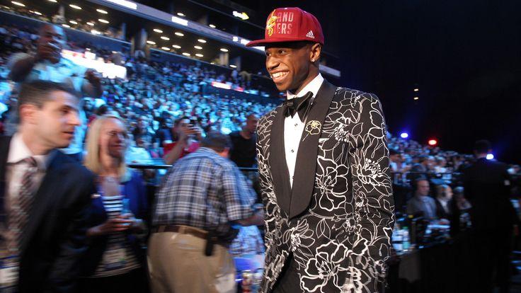 NBA draft: Andrew Wiggins goes No. 1, Jabari Parker 2nd - USA TODAY #NBADraft, #Wiggins, #Parker