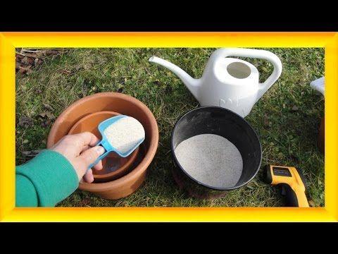 Mini Kühlschrank selbst bauen aus Tontöpfen - DIY Gadget - Lifehack - Flower pot Fridge - YouTube