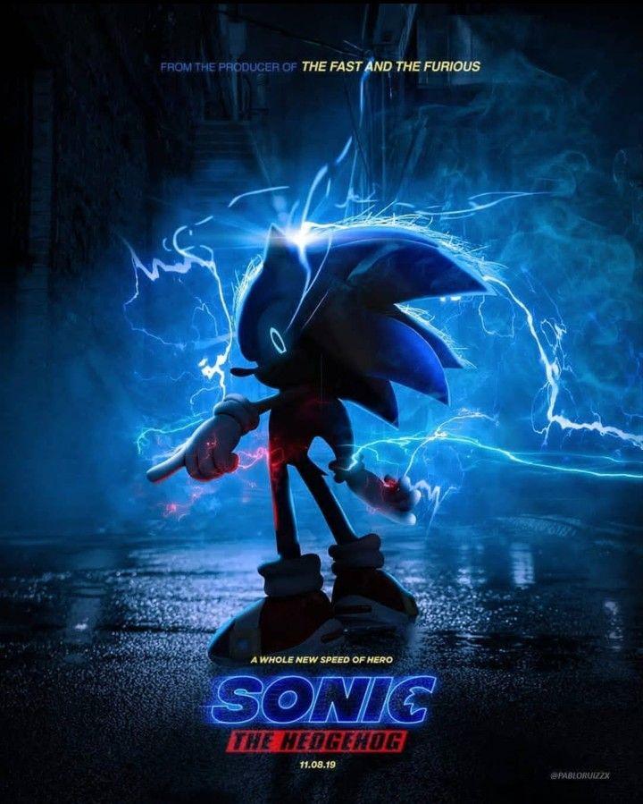 Sonic 2019 Sonic Sonic Heroes Hedgehog Movie