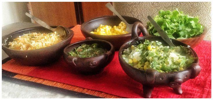 Ensaladas para tacos