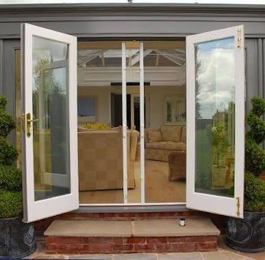 fly screen for outward opening french doors - Google Search