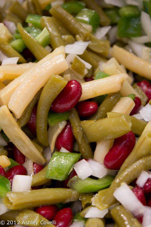 Potluck: 3 Bean Salad | Big Flavors from a Tiny Kitchen
