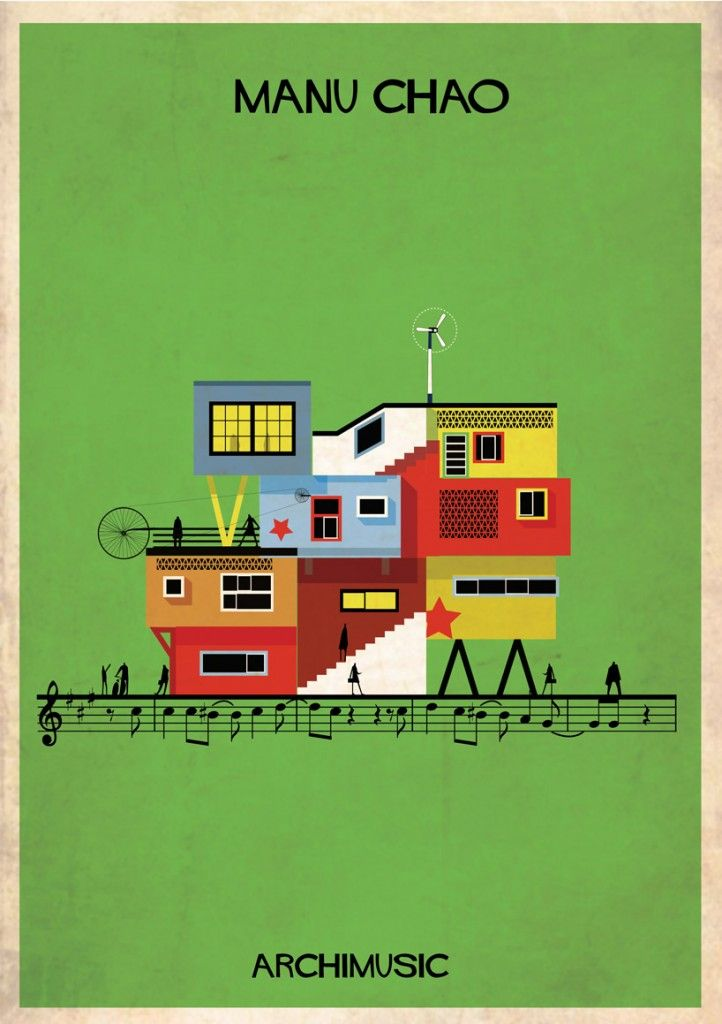 Archimusic: Música, Diseño y Arquitectura.