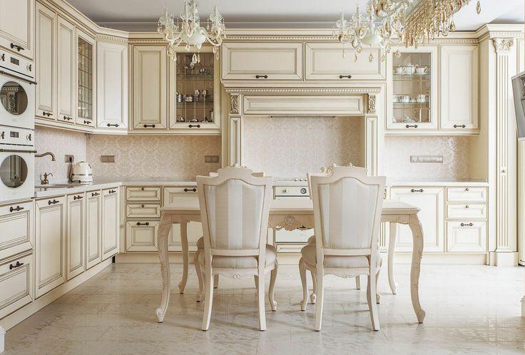 Фото из портфолио Французская классика – фотографии дизайна интерьеров на…