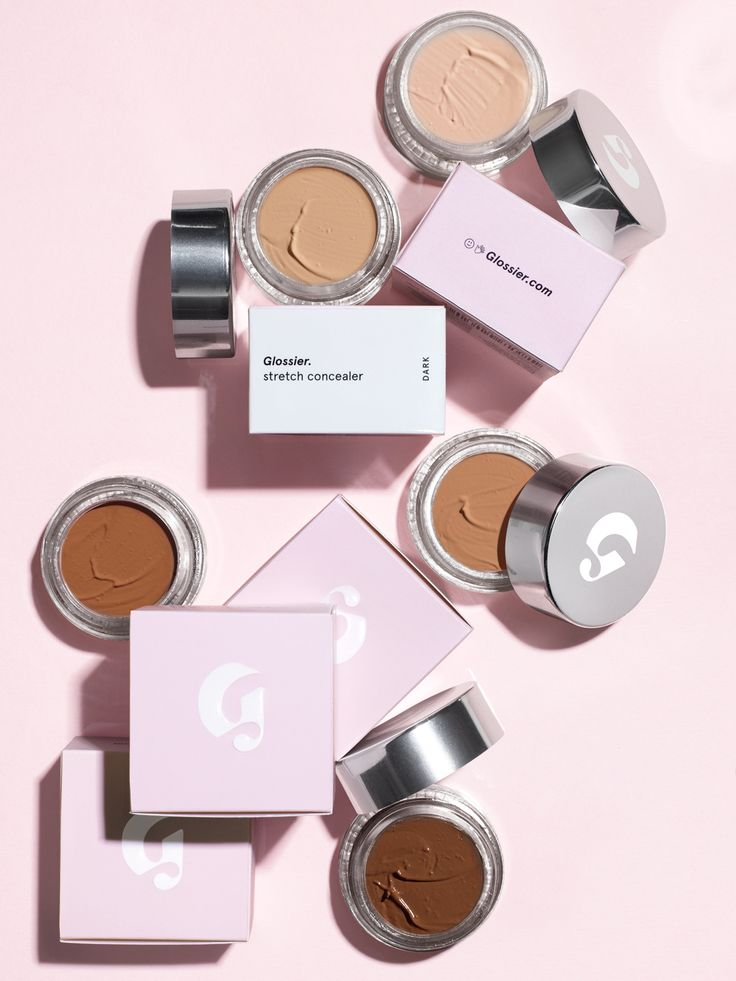 Glossier Stretch Concealer is a new type of concealer with elastic micro waxes that move with your face instead of caking on top of it, and nourishing avocado and jojoba oils give a dewy, glowing finish. The buildable formula comes in five shades on Glossier.com