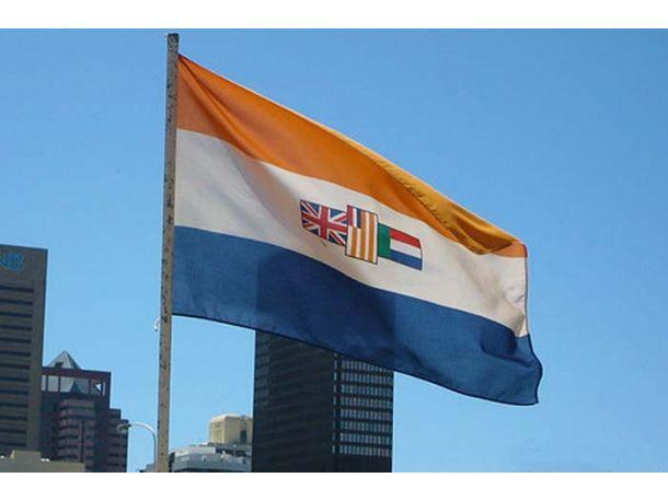ex-drapeau Afrique du Sud© photo Bug-E - http://www.flickr.com/photos/bug-e/298715918/