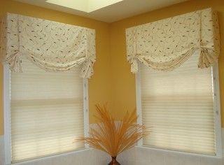 Classy Bathroom -  - window treatments - philadelphia - by Blinds & Designs