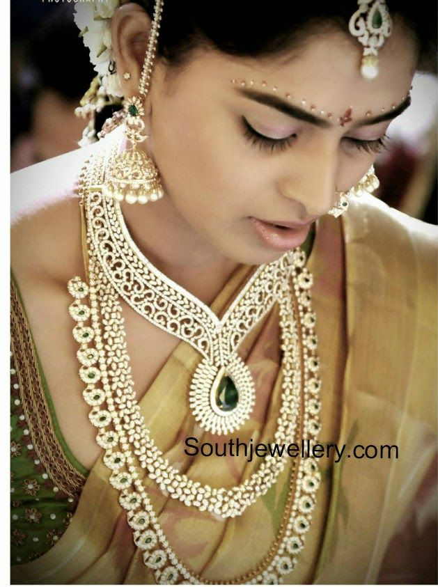 Bridal Jewellery Latest Jewelry Designs