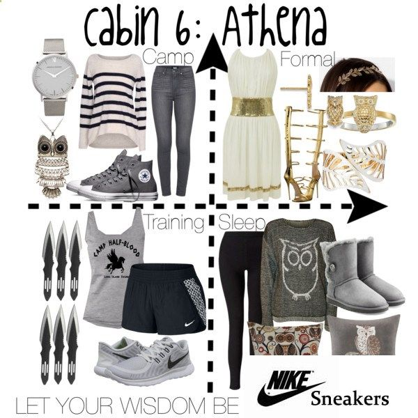 Cabin 6: Athena by aquatic-angel on Polyvore featuring polyvore, moda, style, WearAll, Velvet by Graham  Spencer, NIKE, Miss Selfridge, Paige Denim, UGG Australia and Converse