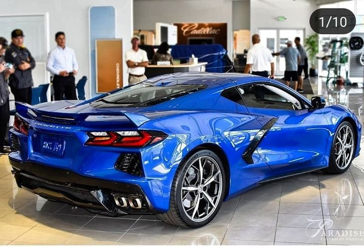 A gift from god. ️#c8_gram #corvette #c8 #2020 #chevy # ...