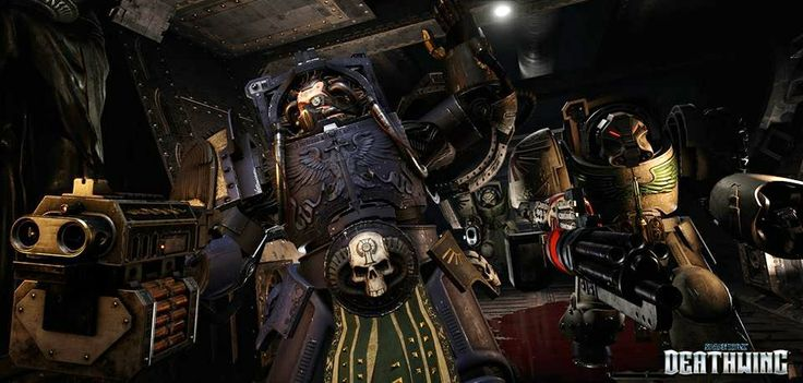 More Space Hulk Deathwing Screenshots Appear!