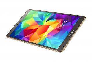 "Samsung Galaxy Tab S 8.4"" 16GB WiFi White at The Good Guys!"