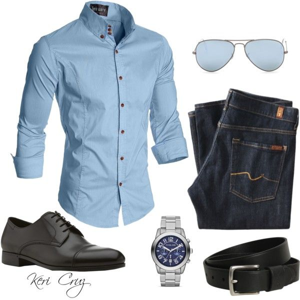 A fashion look from March 2014 featuring Ray-Ban sunglasses. Browse and shop related looks.