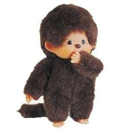 I had one of these when i was little, I loved it so much. (my Monchichi!)