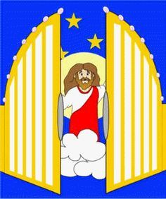 heaven's gate craft Cubbies Bear Hug 17 Jesus Teaches us About Heaven