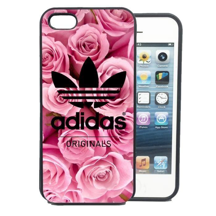 COQUE - BUMPER Coque Iphone 4S Adidas Rose Swag Vintage Etui ...