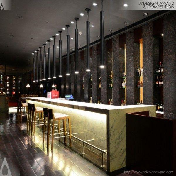 Bar And Lounge Interior Design: Award Winning Bar Design - Google Search