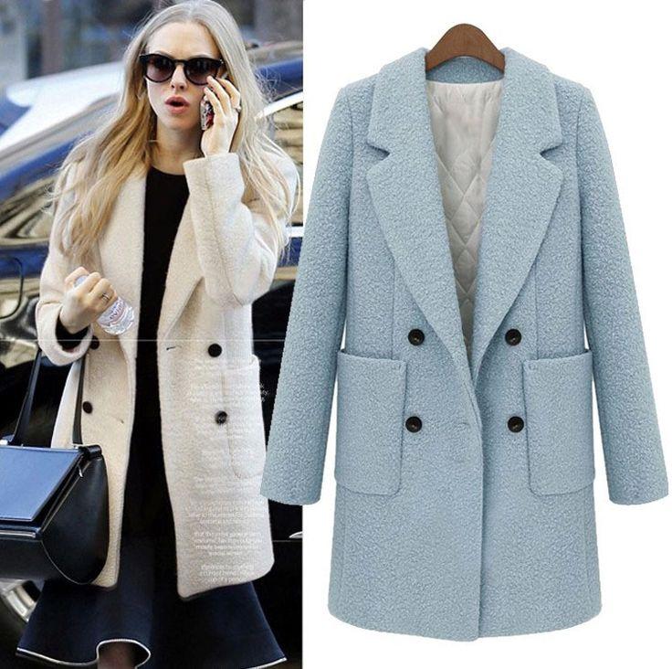 <b>Long winter</b> coat uk | Jackets | <b>Winter</b> coats women, <b>Long</b> wool coat ...