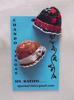 Cuando tengas un ratito...: Más sombreros: Cápsulas Nespresso