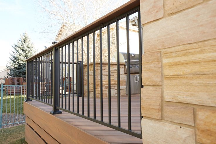 Best 26 fortress fe26 iron railing ideas on pinterest for Fortress fence design