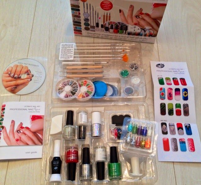 Rio Ultimate Nail Art Professional Artist Collection Google Search