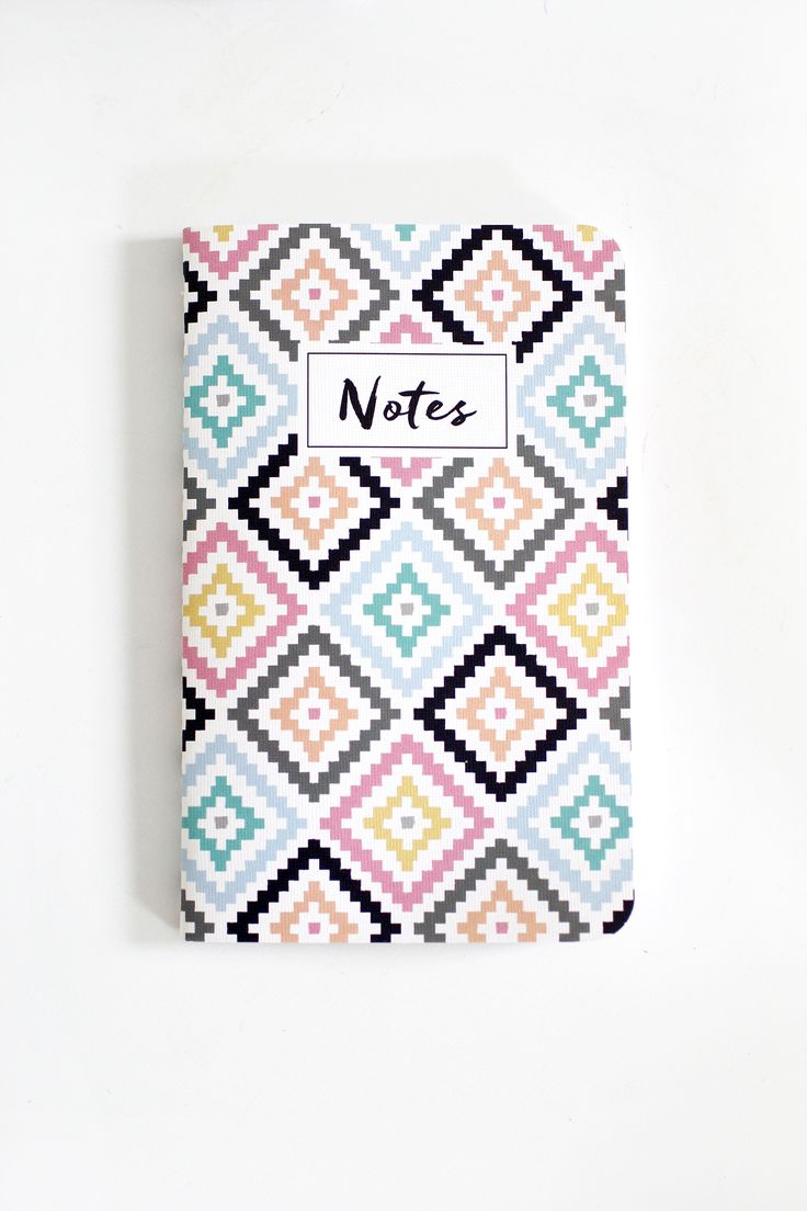 Gorgeous Stitched Notebook By May Designs With My Custom Monogram Choose Your Favorite Pattern And Inside Page Style
