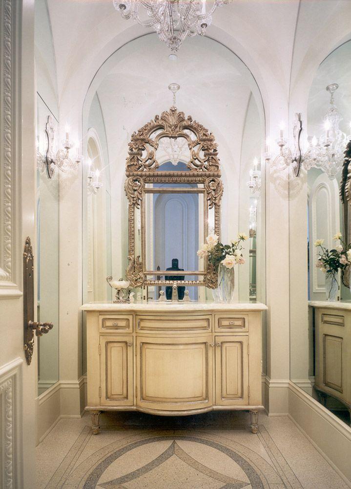 Jennifer Bevan Interiors: 17 Best Images About Bath & Powder Room On Pinterest