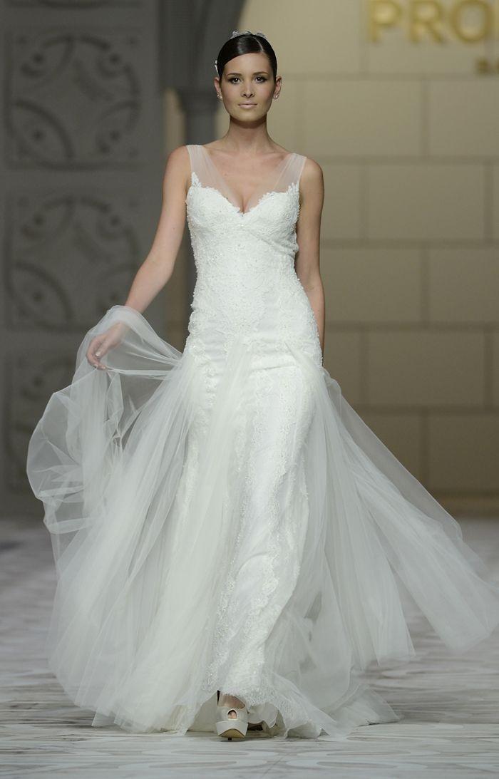 Great Pronovias at Barcelona Bridal Week