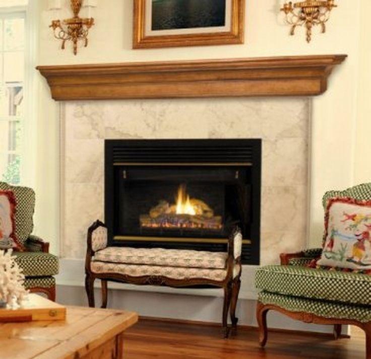 luxury wood fireplace mantels 3