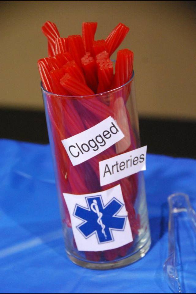 Paramedic Graduation Party