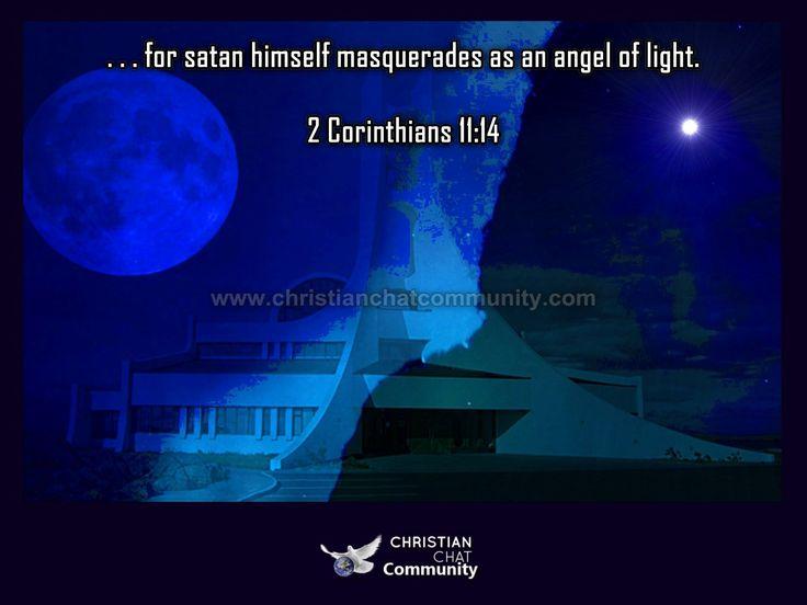 2 Corinthians 11:14 - Christian Chat Community
