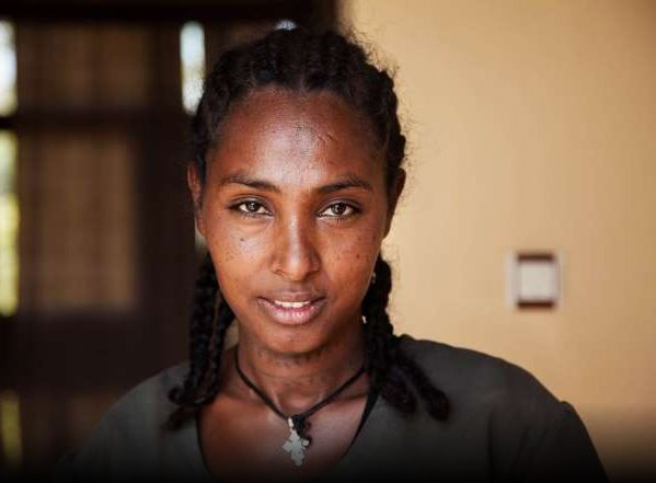 Ethiopia. Michaela noroc.