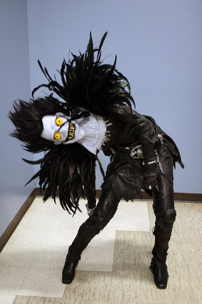 17 Best images about Ryuk (Death Note) on Pinterest   Soul ...