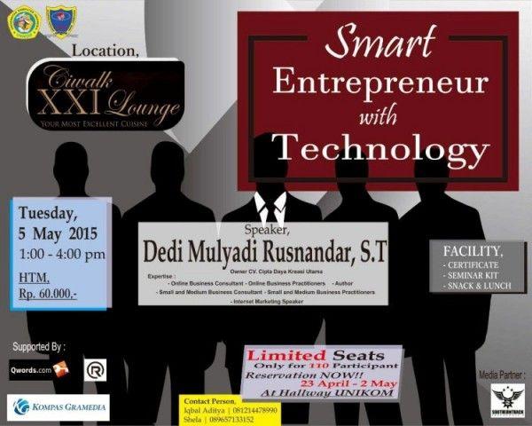 Membahasa tentang : Apa itu dunia usaha, Start awal berwirausaha, Cara mengembangkan dan mempertahankan bisnis.