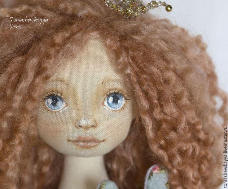 Купить Жозефина. Текстильная интерьерная кукла. Авторская кукла. - кукла ручной работы