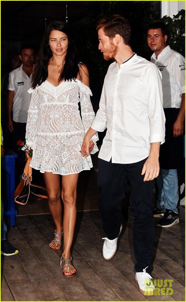 Adriana Lima & New Boyfriend Metin Hara Kiss, Hold Hands in Turkey