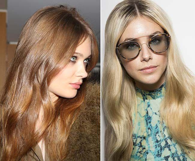 Spring/ Summer 2015 Wavy Hairstyles Taken from The Runway  #wavyhair #hairstyles