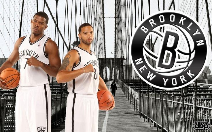 Widescreen wallpaper of Joe Johnson and Deron Williams, Brooklyn Nets stars... Source: http://www.basketwallpapers.com